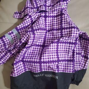 Helly Hansen Rain/windproof jacket size 5